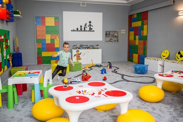pensjonat z salą lego klockolandia atrakcje dla dzieci