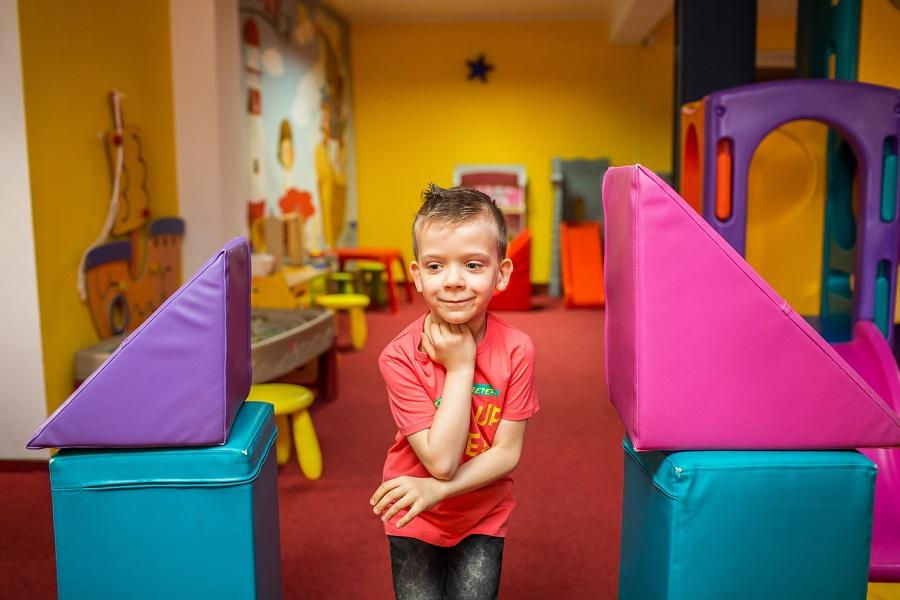 hotel pensjonat z salą zabaw dla dzieci Władysławowo atrakcje dla dzieci
