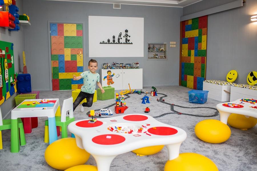 hotel z atrakcjami dla dzieci nad morzem wakacje Władysławowo W