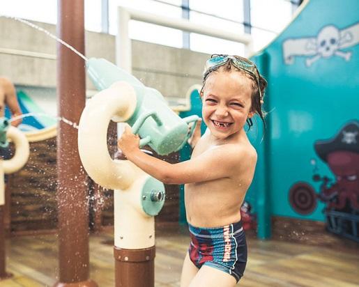 aquapark Władysławowo hotel z basenem dla dzieci