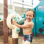 wodny plac zabaw dla dzieci atrakcje