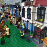 wystawa klocków Pensjonat Wojciech Klockolandia z klockami LEGO atrakcje dla dzieci
